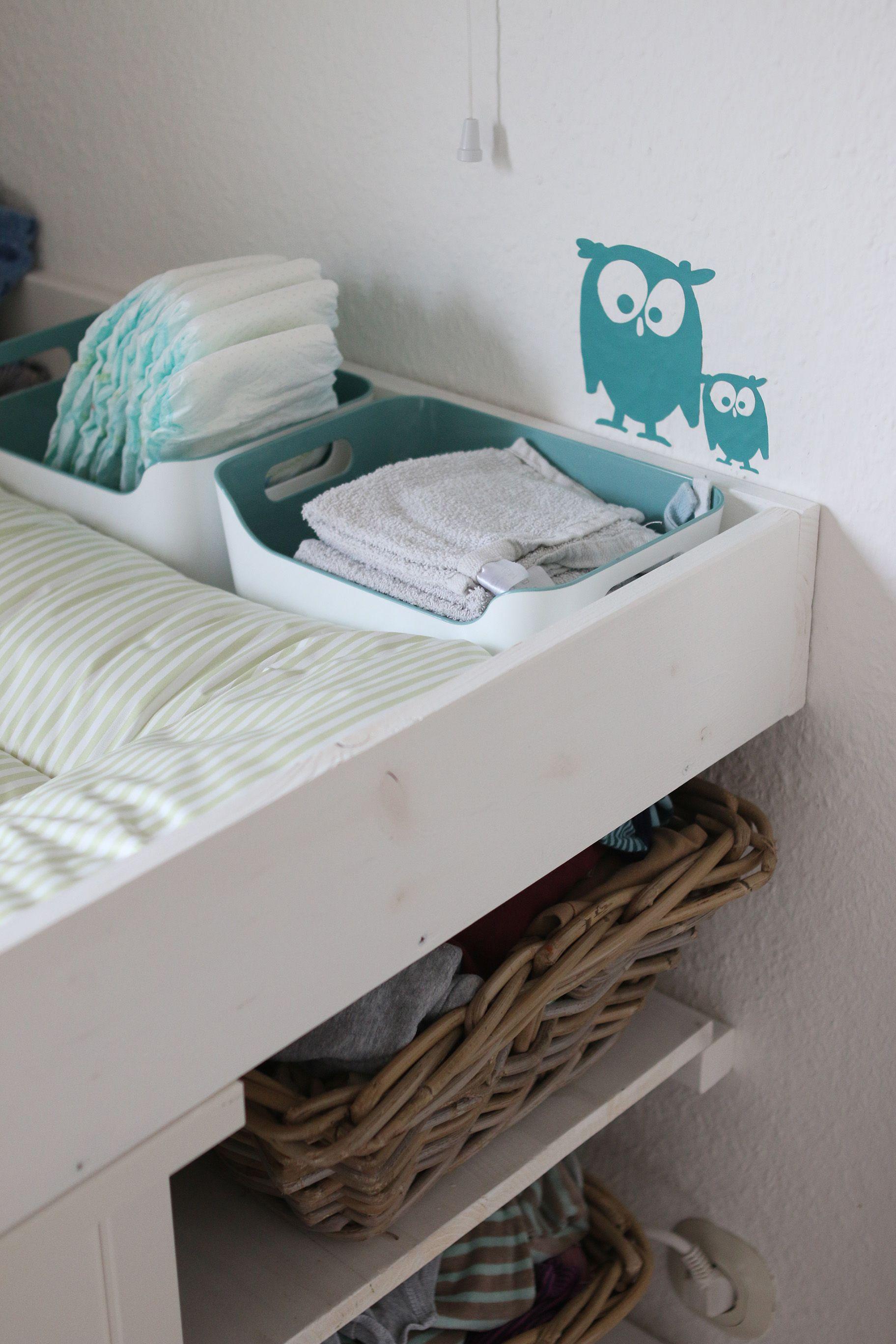 kinderzimmer wickeltisch | kinderzimmer | pinterest - Wickelkommode Erstausstattung Fur Kinderzimmer