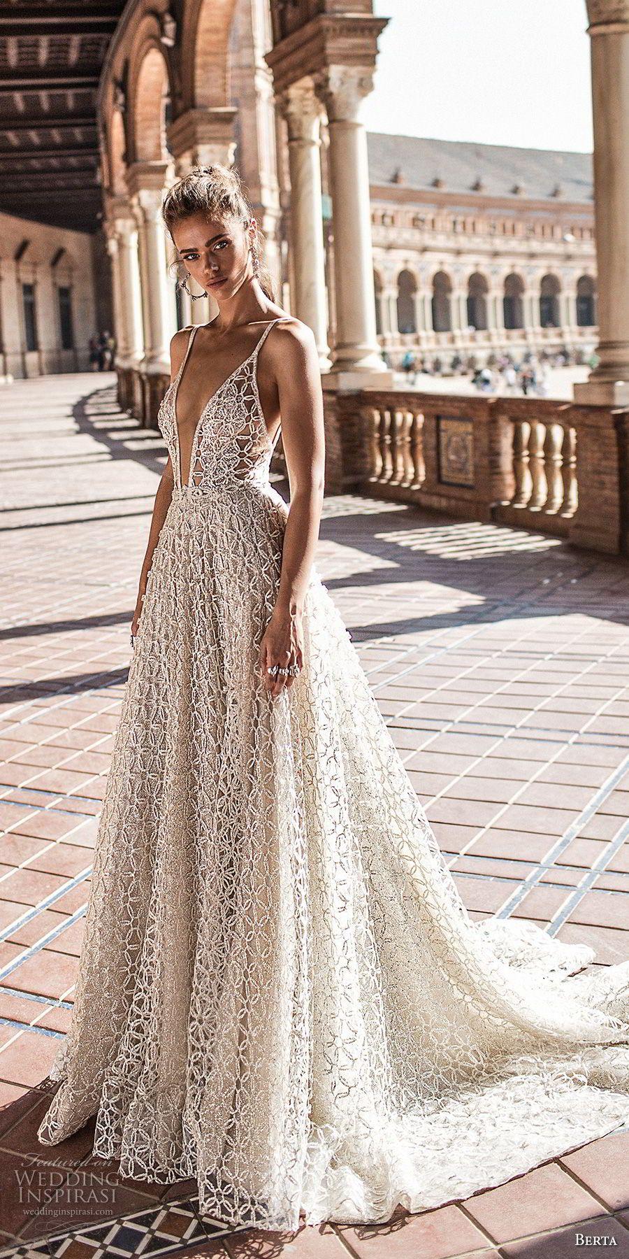 Berta fall wedding dresses brides pinterest wedding