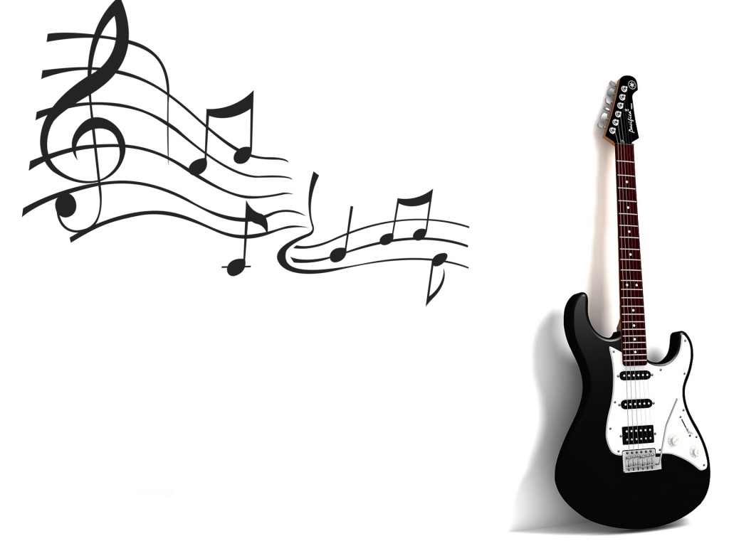 Resultado De Imagen Para Guitarra Png Notas Musicales Imagenes De Notas Musicales Guitarras