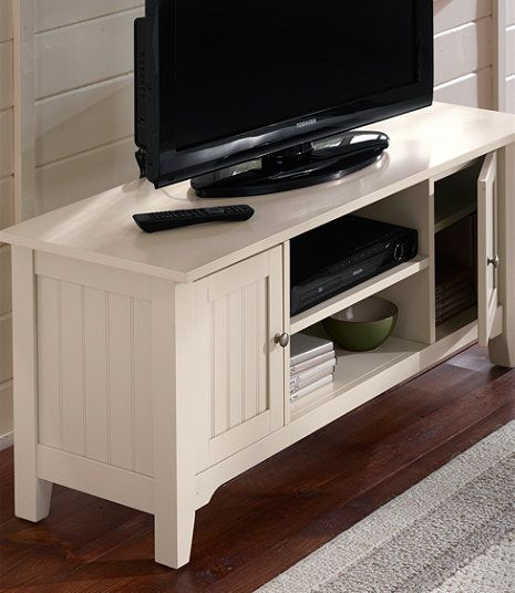 Painted Cottage Entertainment Center