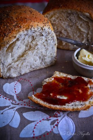 sesame chia bread