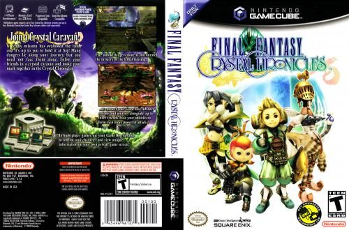 Final Fantasy Crystal Chronicles Final Fantasy Fantasy Games