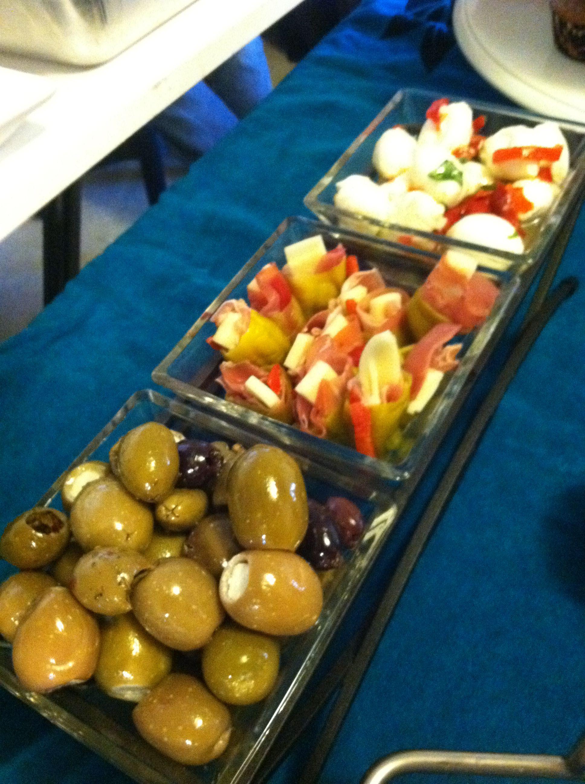 More italian themed appetizers cookin n bakin italian for Italian party