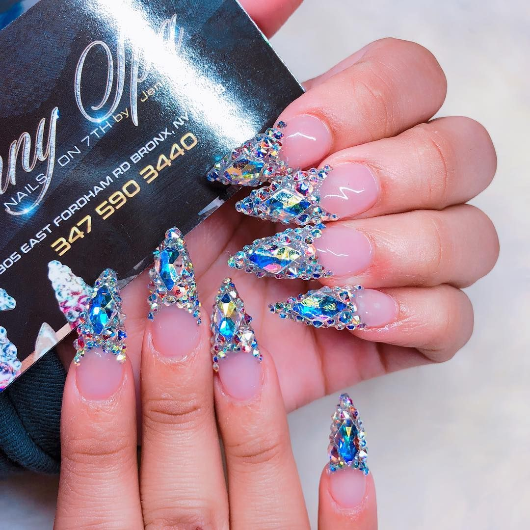 4,329 Likes, 8 Comments - Bling 👸🏼 Jenny Bui (@nailson7th) on ...