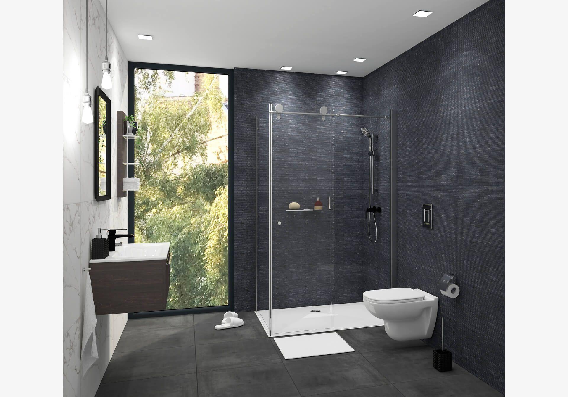 5 Designer Serie Badezimmer Ideen 6 Qm Foto