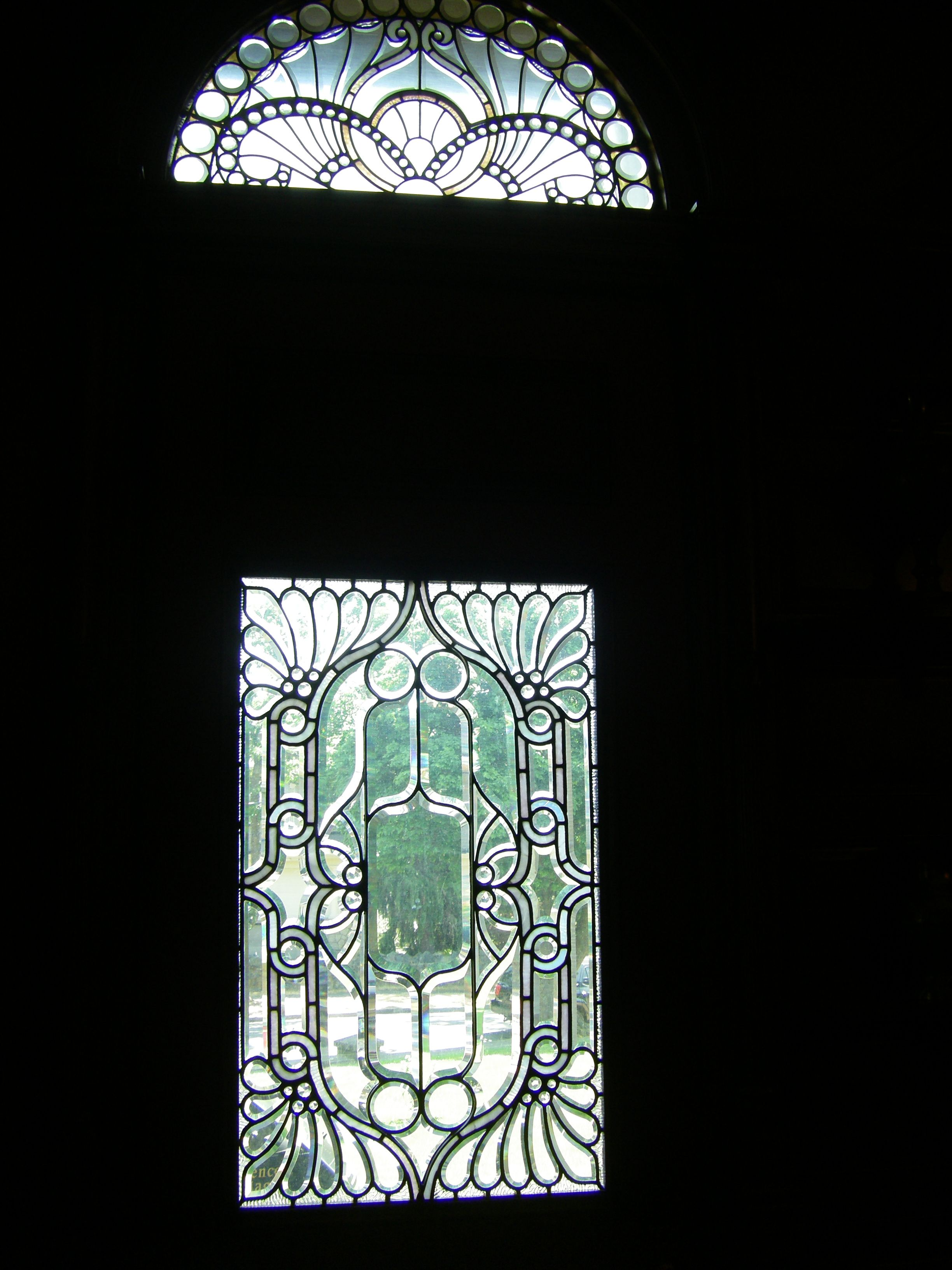 Leaded Glass At Craigdarroch Castle In Victoria Bc Canada Craigdarroch Castle Leaded Glass Glass