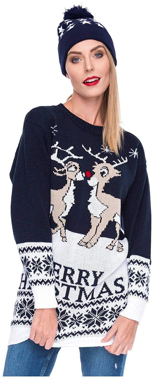 Hässliche Weihnachtspullover