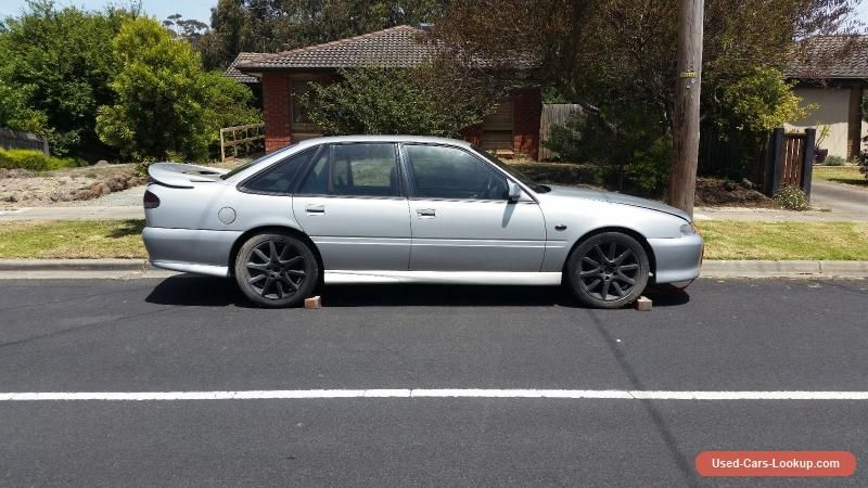 Vr Commodore Berlina Clubsport Replica Unfinished Project Needs An Engine Holden Commodore Forsale Australia Cars For Sale Damaged Cars Sale