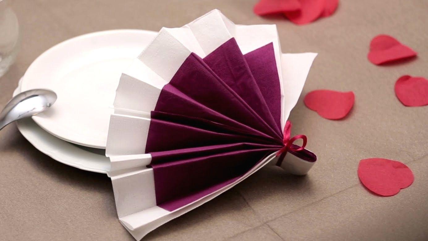 Serviette Pliage 22 Robe 2 Couleurs Avec Papillon 2017 Pour Idees Et Avec Serviette P Pliage Serviette Pliage Serviette Papier Pliage Serviette Papier Eventail