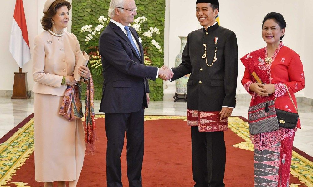 King and Queen of Sweden conclude visit to Indonesia