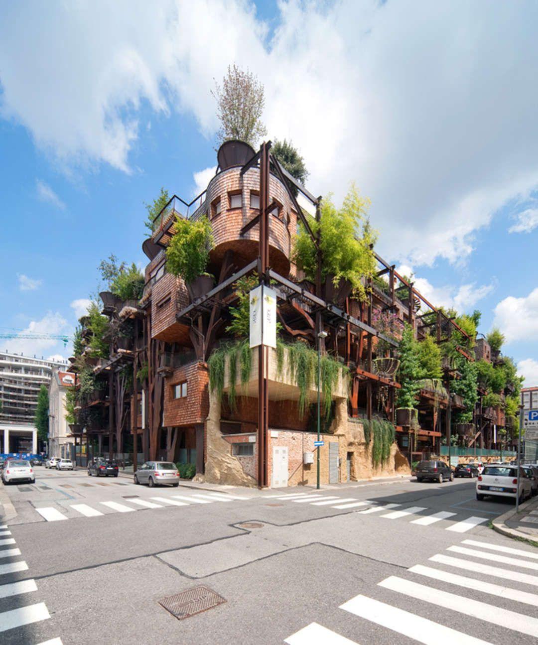 Image © Beppe Giardino Series Green Buildings