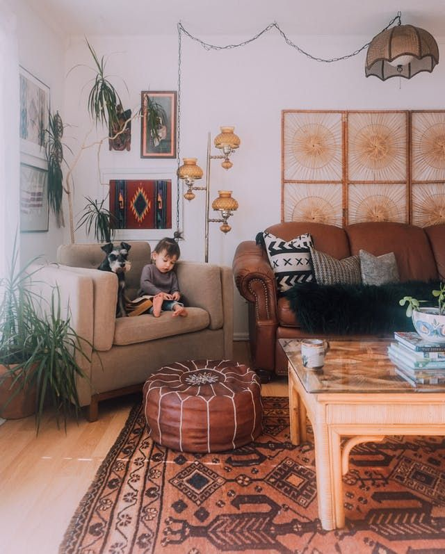 A Childhood Home's New Boho Glow in Colorado Sprin
