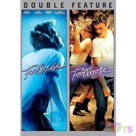 Footloose 1984 Footloose 2011 Dvd Dbfe Uv 6 18 15