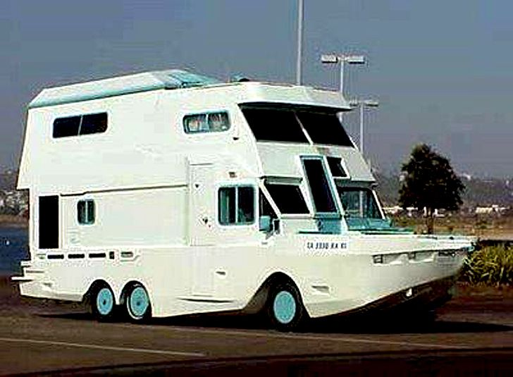 10 Weird Rvs You Have To See To Believe Vintage Trailers Cool