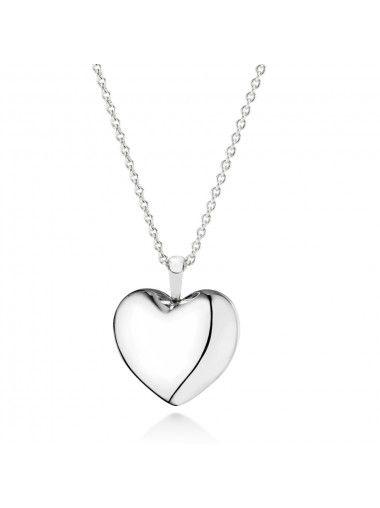 c0de3f921dae Pandora Silver Cubic Zirconia Heart Locket 390355CZ-90