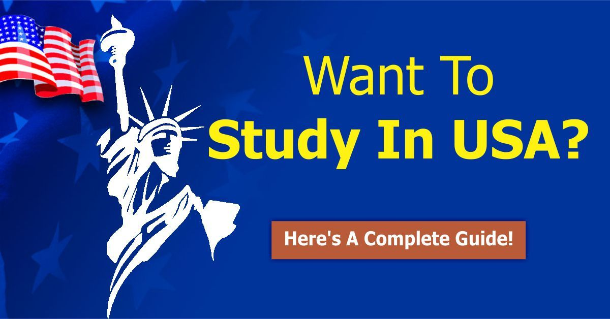 Want to Study in USA? Here's a Complete Guide! Study
