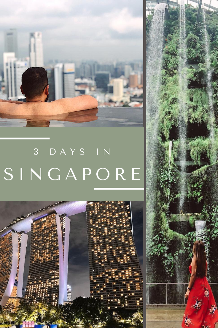 3 Days In Singapore Singapore Travel Singapore Gardens By The Bay