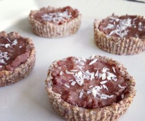 Frozen Chocolate Coconut Mini Pies Recipe   Paleo inspired, real food