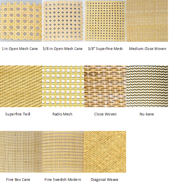 types of caning on chairs good to know pinterest