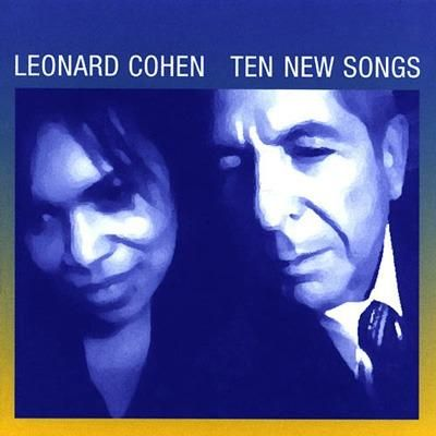 """Leonard Cohen Ten New Songs 180g Import Vinyl LP 180g Vinyl! Feautres Guest Artist Sharon Robinson! During the 9 years prior to the release of """"Ten New Songs"""", the legendary songwriter Leonard Cohen spent most of his time in a Zen monastery, obsessively rewriting and polishing the lyrics for this austere collection. """"Ten New Songs"""" is arguably Sharon Robinson's record as much as Cohen's as she co-wrote all the songs, plays most of the instruments and accompanies Cohen's gloomy croak with her own"""