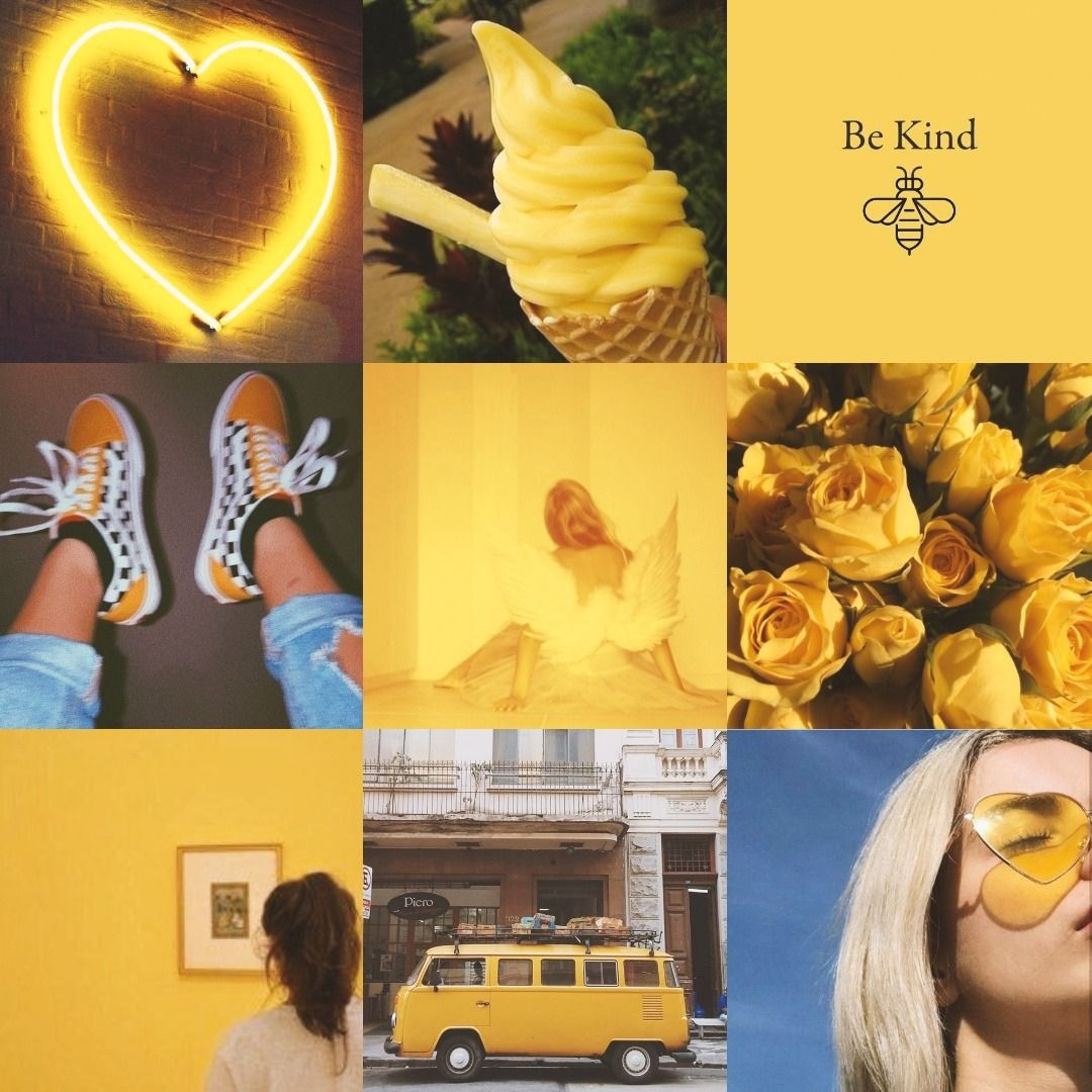 Zodiac Signs Aesthetic Colors Leo Yellow Yellow Aesthetic Pastel Green Aesthetic Yellow Aesthetic