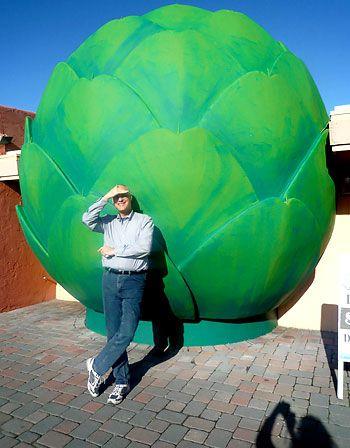 Giant Artichoke A Restaurant And Farmstand In Castroville