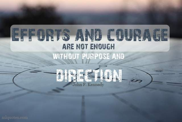 Quotes About Purpose Purpose Focuses Your Efforts Loving Leadership  Pinterest