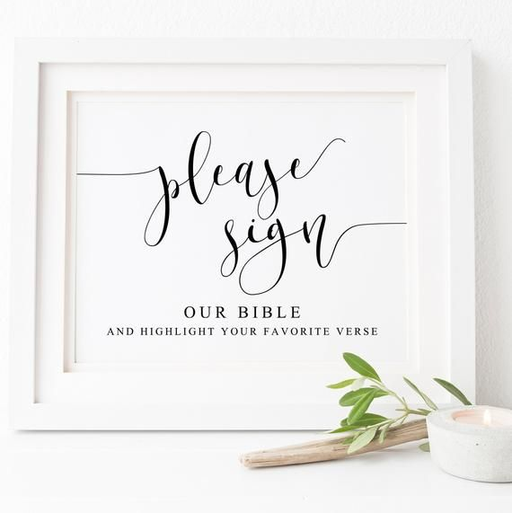 Reception 8.5x11 8x10 Instant Digital PDF Download Please Sign Wedding Guestbook Wedding Sign Printable Well Wishes for Mr and Mrs