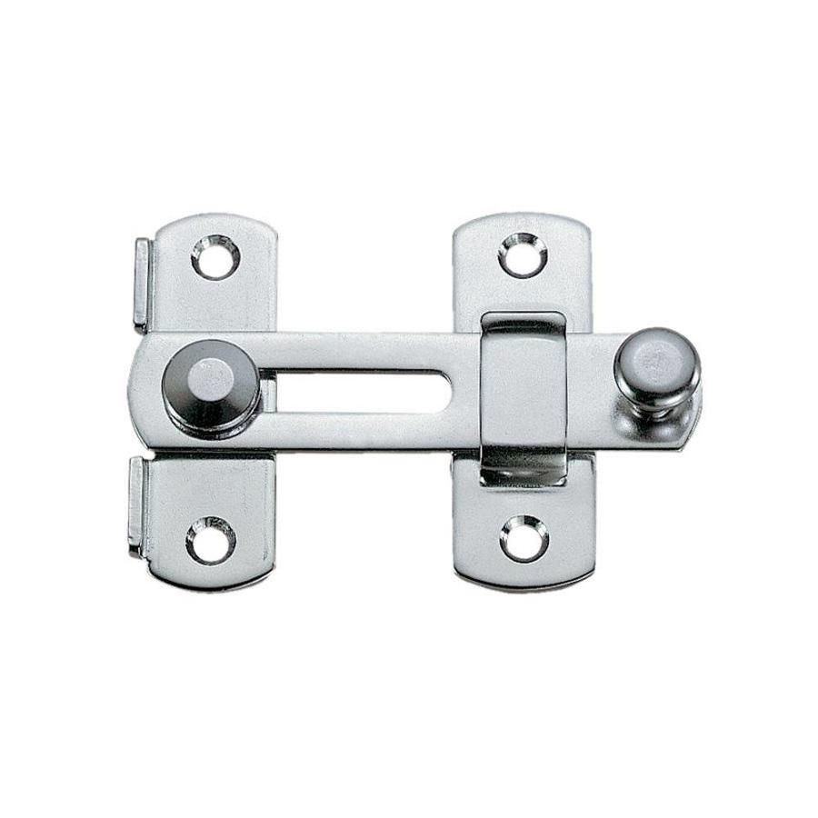 Sugatsune 3 94 In Stainless Steel Bar Latch Ssl 100 In
