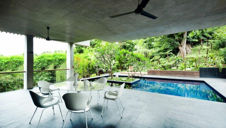 swimmingpool design ideen flachen, swimmingpool design – 30 inspirierende ideen für kleinere flächen, Design ideen