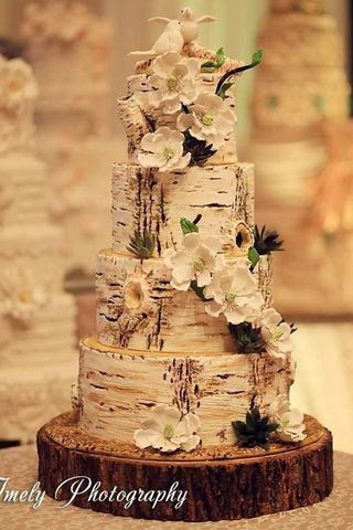 Photo of 40 originelle Hochzeitstorten, von denen Sie sich inspiriere…