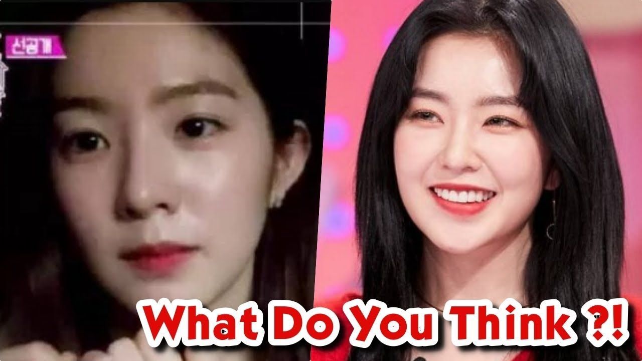 The Original Red Velvet Irene Without Makeup Compare Kpop