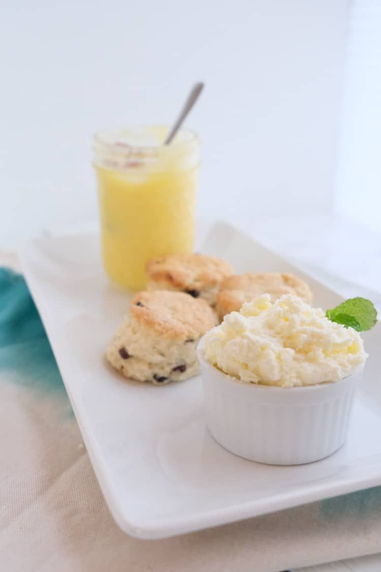 Easy clotted cream recipe what worksand what doesnt