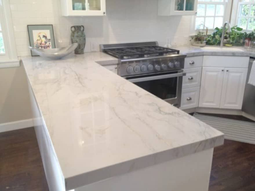 Quartz Vs Quartzite Vs Granite Kitchen Countertops Pros And Cons Granite Countertops Kitchen White Kitchen Countertops Kitchen Countertops