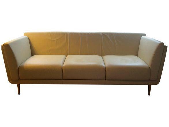 Herman Miller Goetz Sofa on Chairish.com