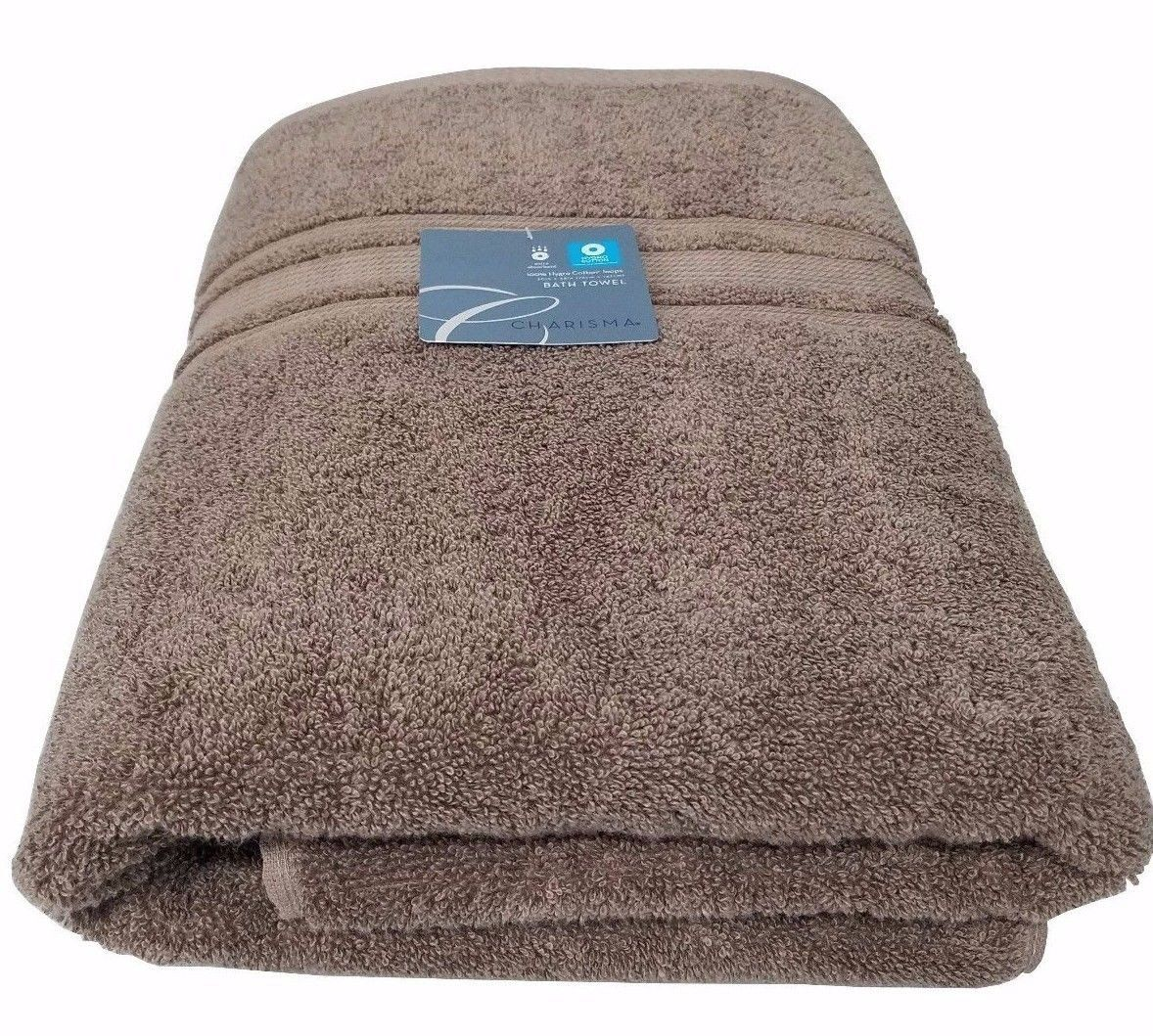 Charisma Bath Towel 100 Hygro Cotton Loops 30x58 Extra Absorbent Cobblestone Bath Towels Towel Cotton