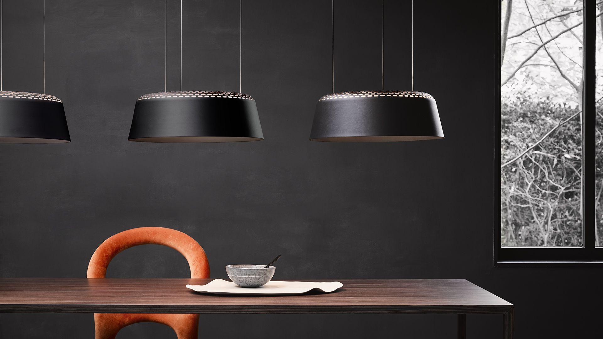 Ring By Ernst Koning #Black #Zwart #Hanglamp #Pendant #Led