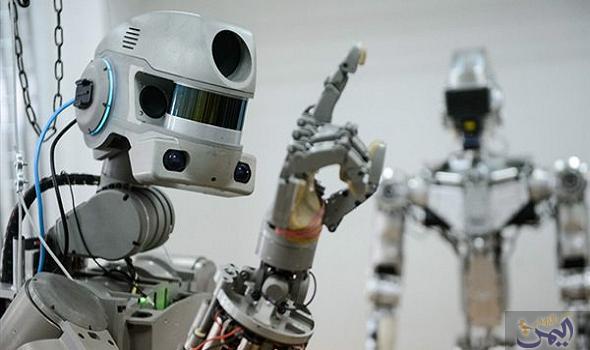 اختراع عضلات للربوت قادرة على حمل جسم وزنه 3 كجم Humanoid Robot Robot The Right Stuff