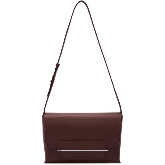 fe6ce7a4da4 PB 0110 Burgundy AB 51 Bag.  pb0110  bags  shoulder bags  leather