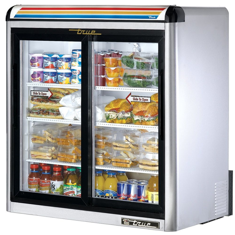 Double sliding door fridge commedesgarconsmademoiselle