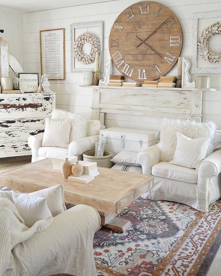 5 Easy Steps To Create The Perfect Balance Of Wood And White Decor