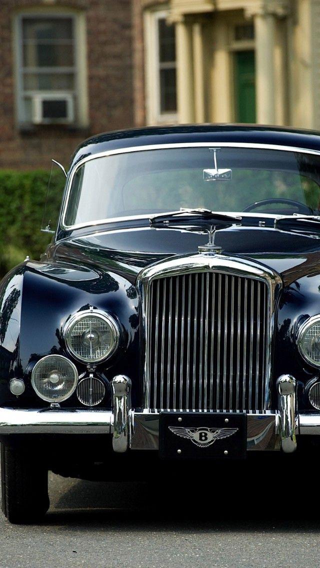 1952 Bentley Continental R Type 01 Bentley continental r