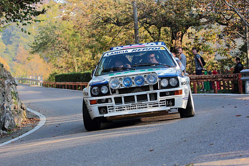 Starring: Lancia Delta HF  (by Eligio'10 - Gibba)