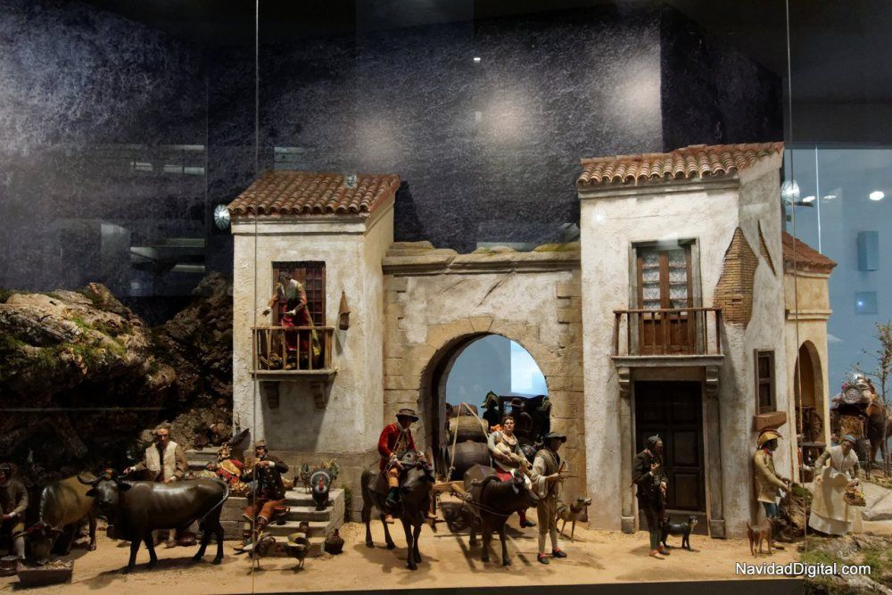 Belén Napolitano Duques de Cardona (Madrid, 2014) | El blog de Navidad Digital