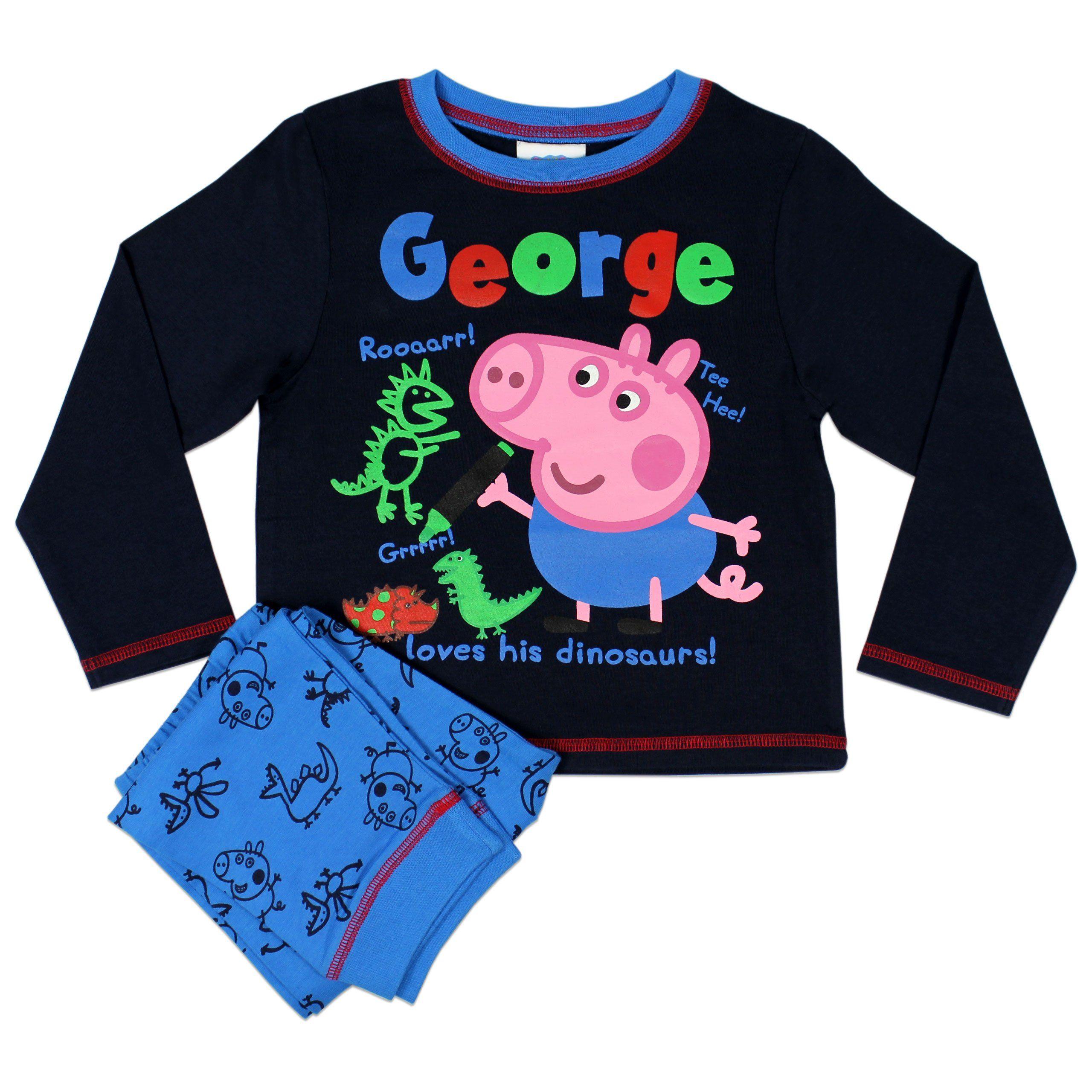 Peppa Pig Boys George Pig Sweatpants