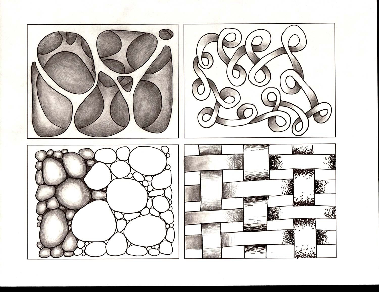 Shading Patterns