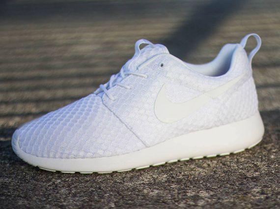 Blanc Nike Pas Cher Course De Roshe