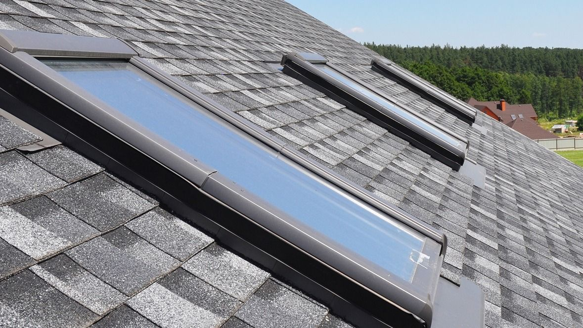 Pin By On Time Roofing On On Time Roofing Skylight Installation Roofing Skylight