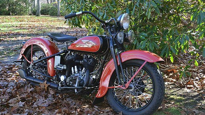 1934 Harley Davidson Vld Special Sport Solo Mecum Auctions Harley Davidson Harley Harley Davidson Dealers