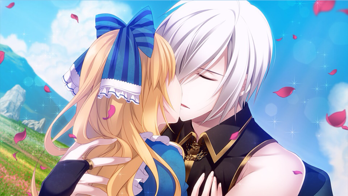 Alice in the Country of Hearts Boris Otome Game Anime